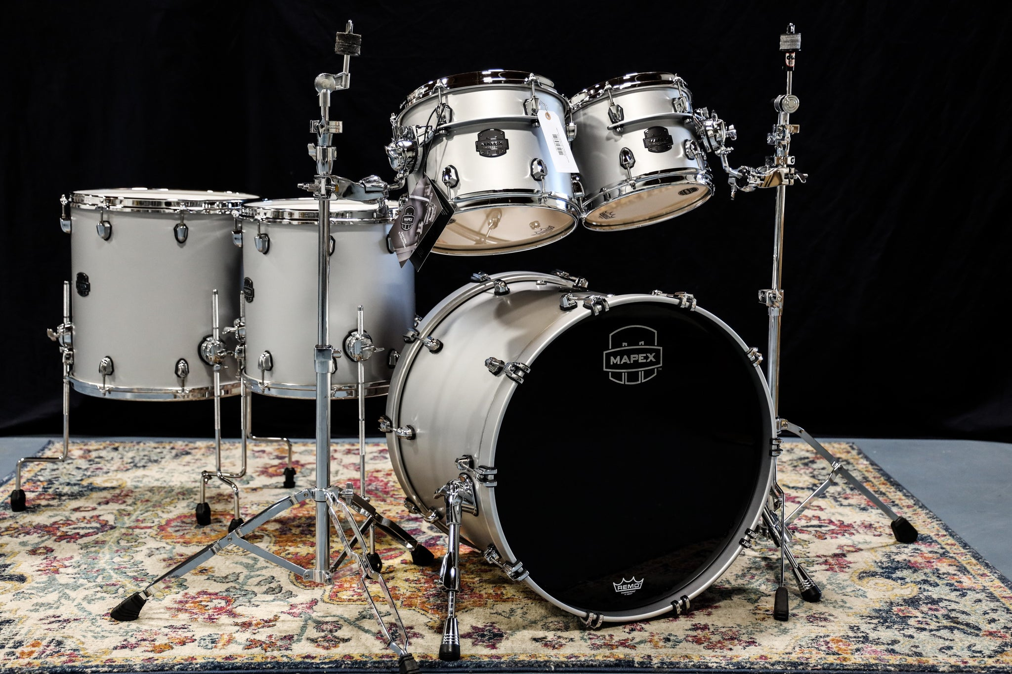 Mapex Saturn Evolution 5-piece Workhorse Shell Pack