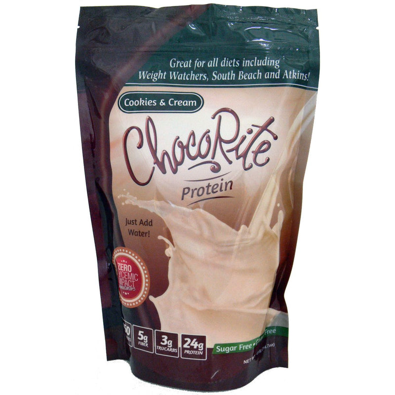 ChocoRite Protein Shake Mix Cookies & Cream