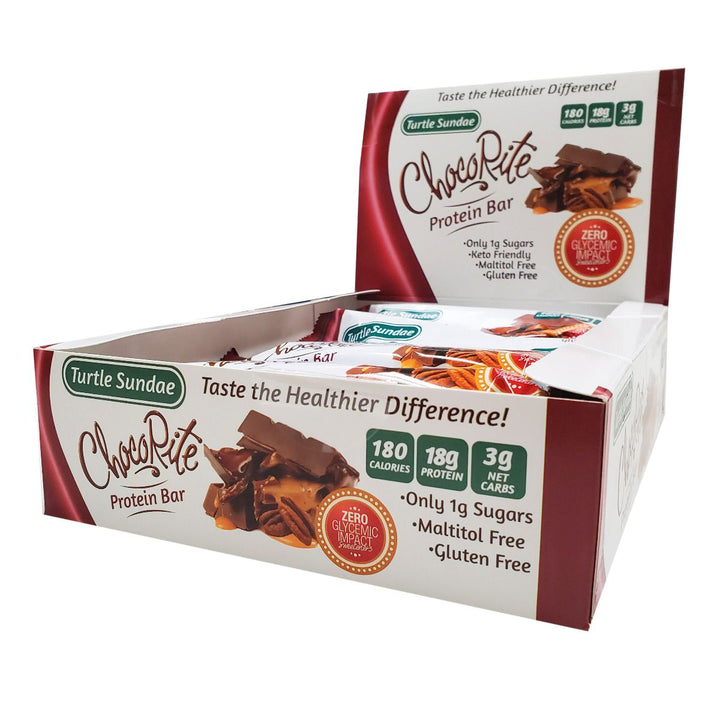 ChocoRite Turtle Sundae Box of 12