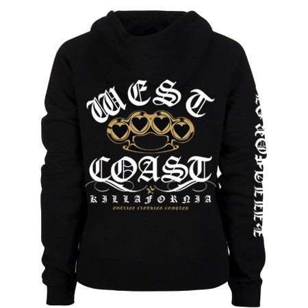 BRASS HEART WOMENS SWEATSHIRT