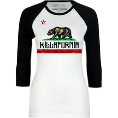 FLAG RAGLAN WOMENS