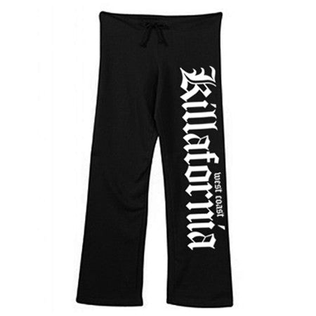 OLD ENGLISH WOMENS SWEATPANTS