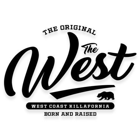 WEST BEAR STICKER