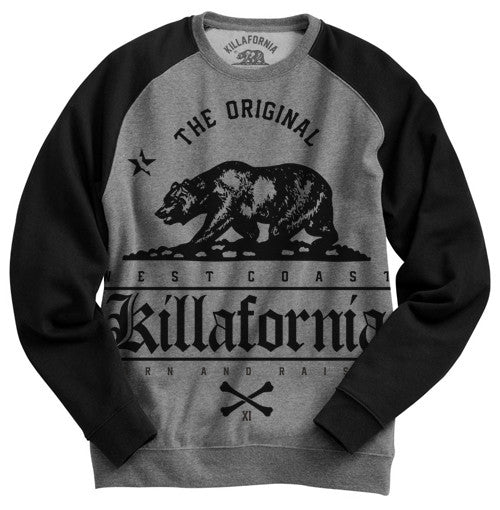 ORIGINAL BEAR CREWNECK