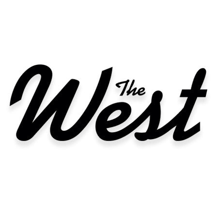 WEST 2 STICKER