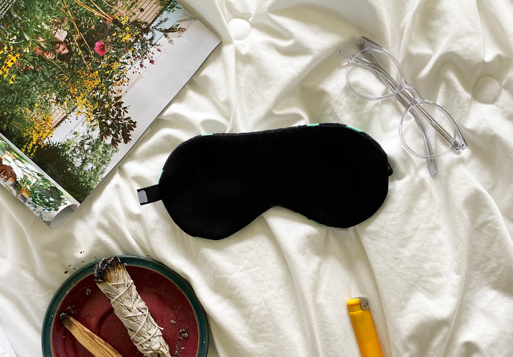 Nightfall Eye Mask 🌙