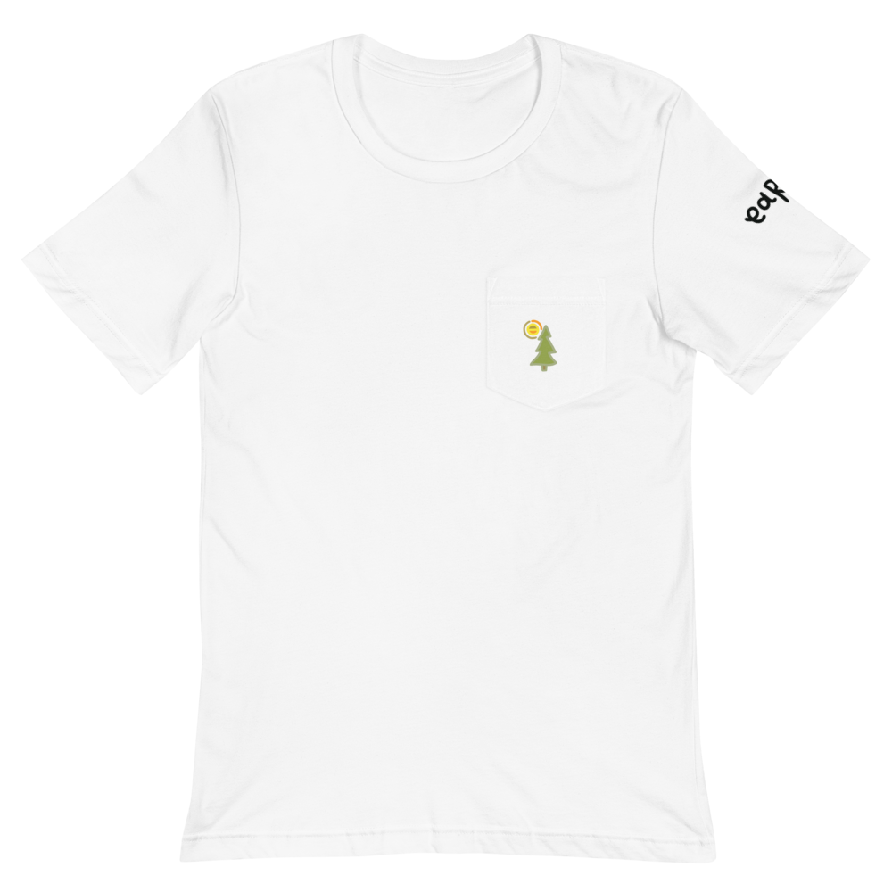 Tree Pocket Tee (Unisex)