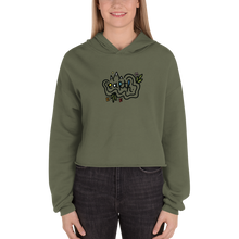 Load image into Gallery viewer, Habitat Restoration Cropped Hoodie
