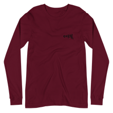 Load image into Gallery viewer, #KeepItPublic Long Sleeve w/ Design on Back (Unisex)