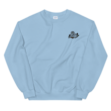 Load image into Gallery viewer, BWCA Embroidered Crewneck Sweatshirt (Unisex)