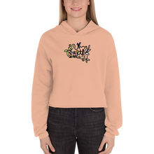 Load image into Gallery viewer, Climate Change Cropped Hoodie