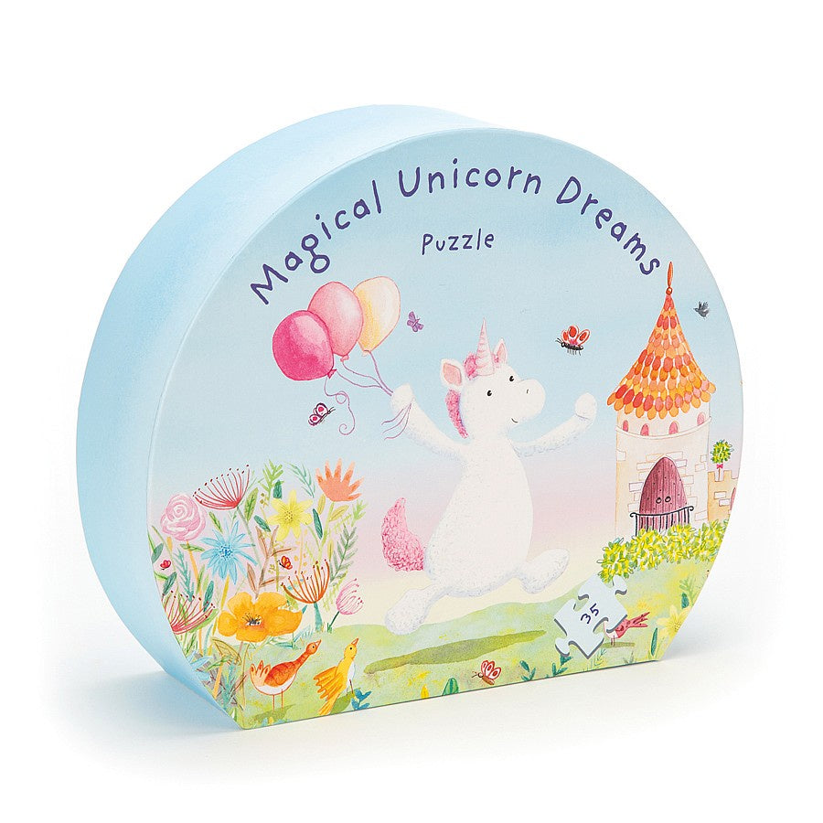 Jellycat Magical Unicorn Dreams Puzzle