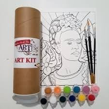 Khoki Painting set