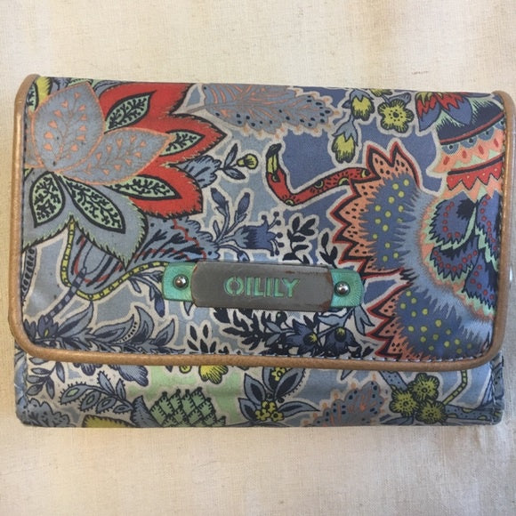 Oililly Large Wallet