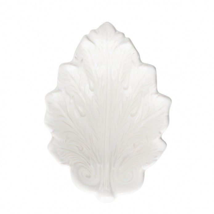 Ceramic Leaf Dishes Set of 3