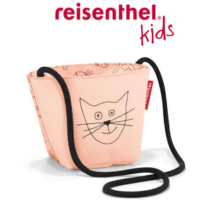 Reisenthel Minibag (Sling bag with cats and dogs pattern)