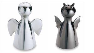 Mockana Angel & Devil   Salt Pepper set