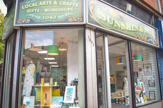 Stockist Spotlight // Sunshine No. 1