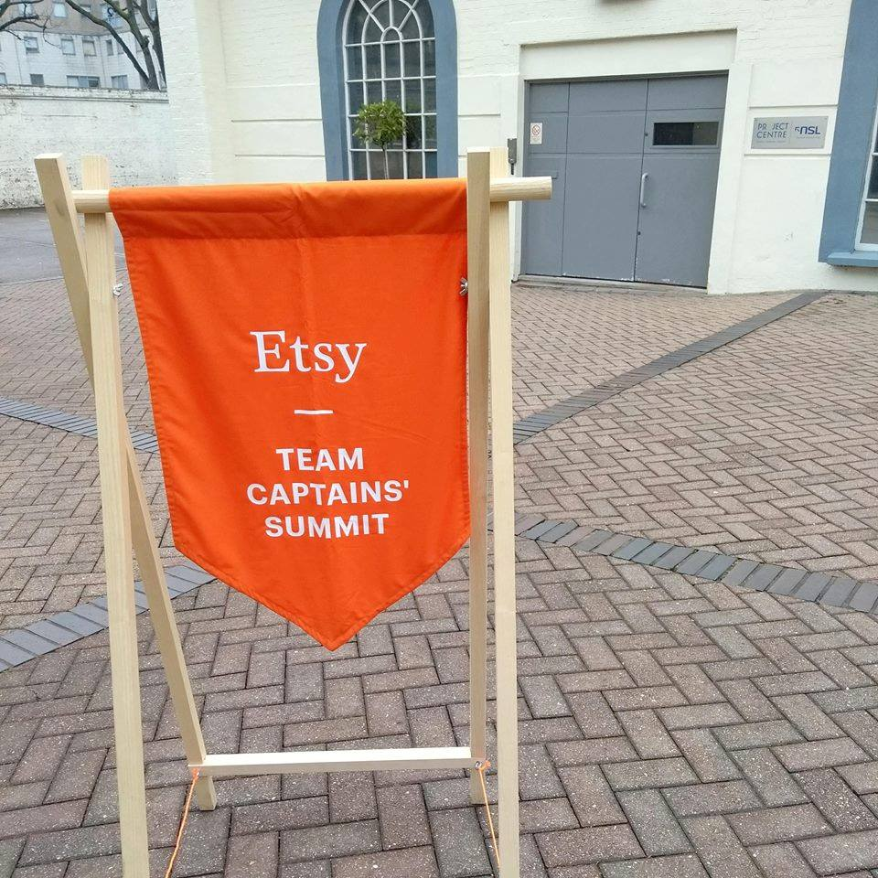 Etsy Team Captains' Summit 2018