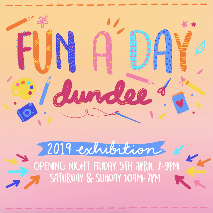 Fun A Day Exhibition