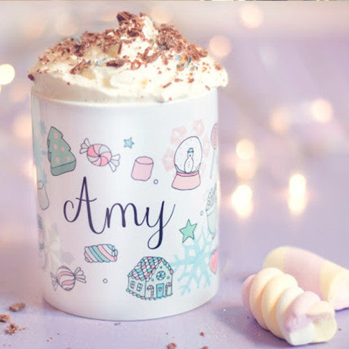 DIY // Hot Chocolate Gift Idea