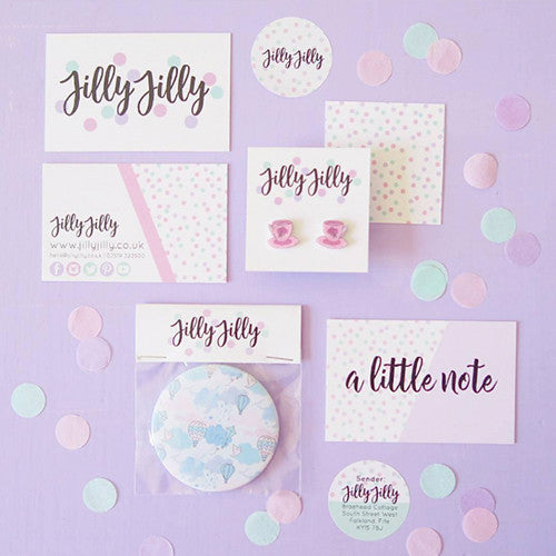 Ch-Ch-Changes // JillyJilly Rebrand