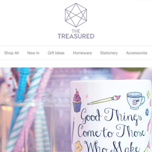 Stockist Spotlight // The Treasured
