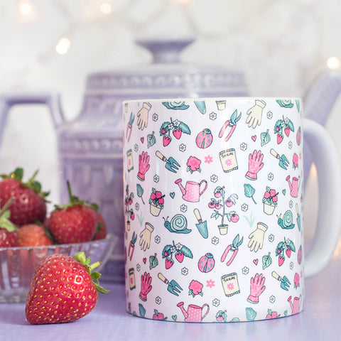 Those Who Grow Pattern Mug