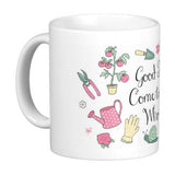 Those Who Grow Quote Mug