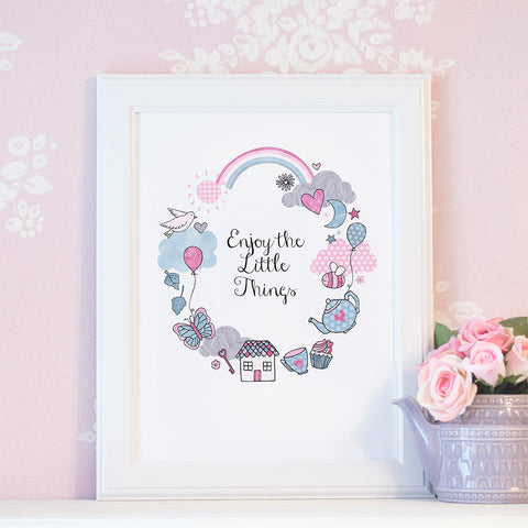 Little Things Print