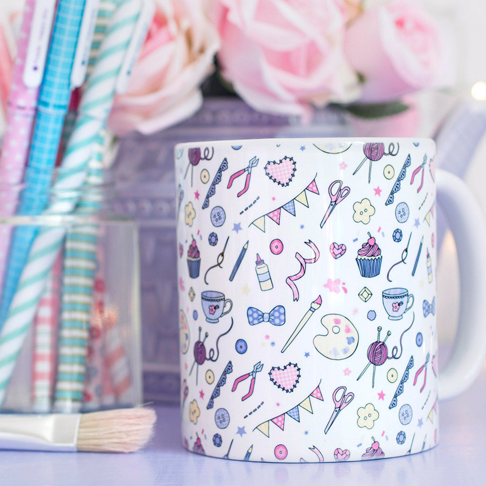 Those Who Make Pattern Mug