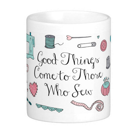 Those Who Sew Mug