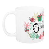 Personalised North Pole Mug