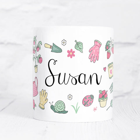 Those Who Grow Mug Personalised