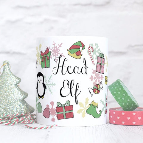 North Pole Quote Mug