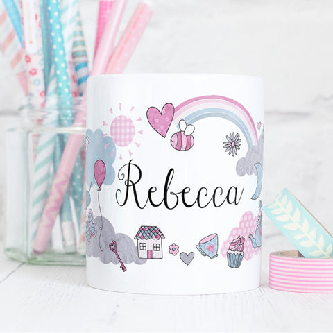 Little Things Mug Personalised