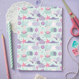 Look for Stars A5 Notebook