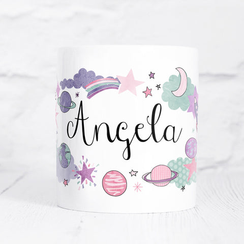 Look for Stars Mug Personalised