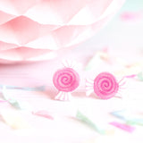 Swirly Sweet Earrings