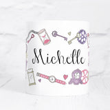 Time You Enjoy Mug Personalised