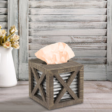 Load image into Gallery viewer, Barn Door Square Tissue Box Cover