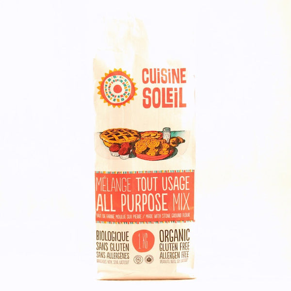 Cuisine soleil all purpose mix 1000 g healthy choices for Cuisine soleil