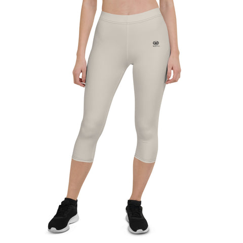 Women's West Apparels Tummy Control Capri Leggings