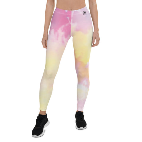 West Apparels Women's Performance Mid-Rise Active Legging