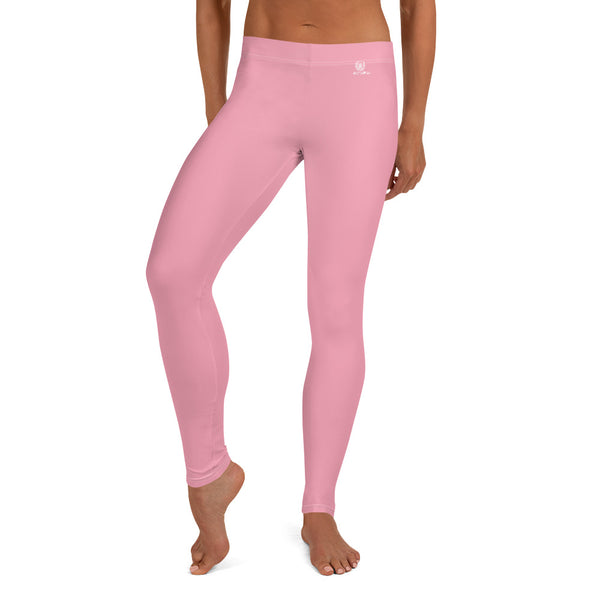 West Apparels Women's Performance Mid-Rise Full-Length Active Legging