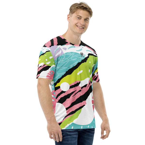 Men's Short Sleeve T-shirt Casual Tee Tops T-Shirt