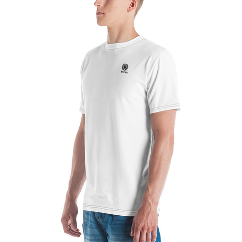 West Apparels Men's Dry Fit Athletic Performance Shirt