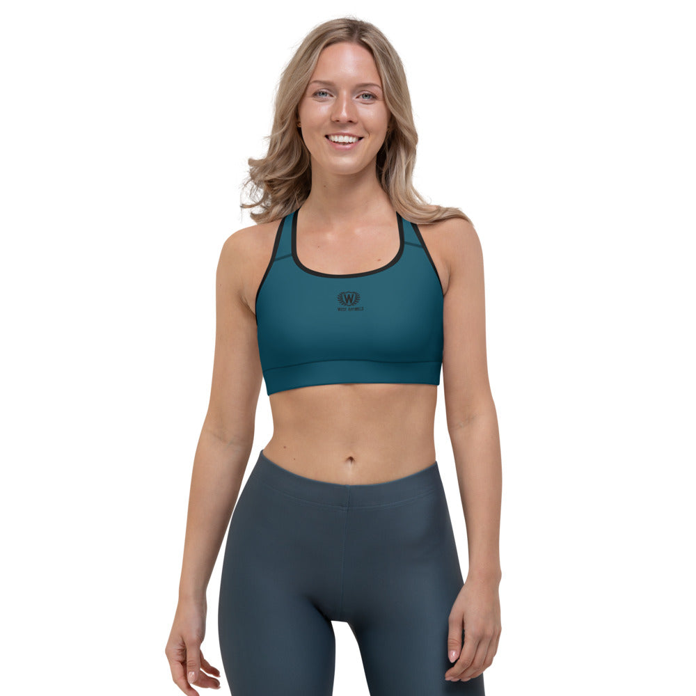 West Apparels Women's Workout Yoga Sports bra