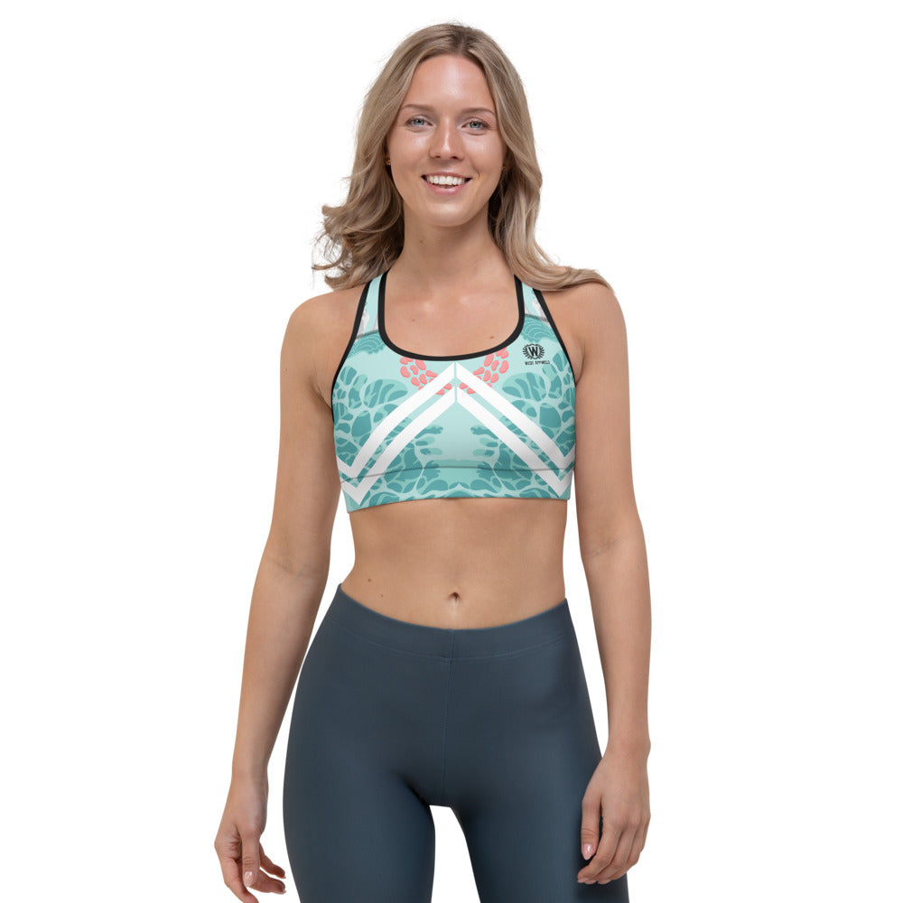West Apparels Women's Yoga Bra Strappy Sports Bras