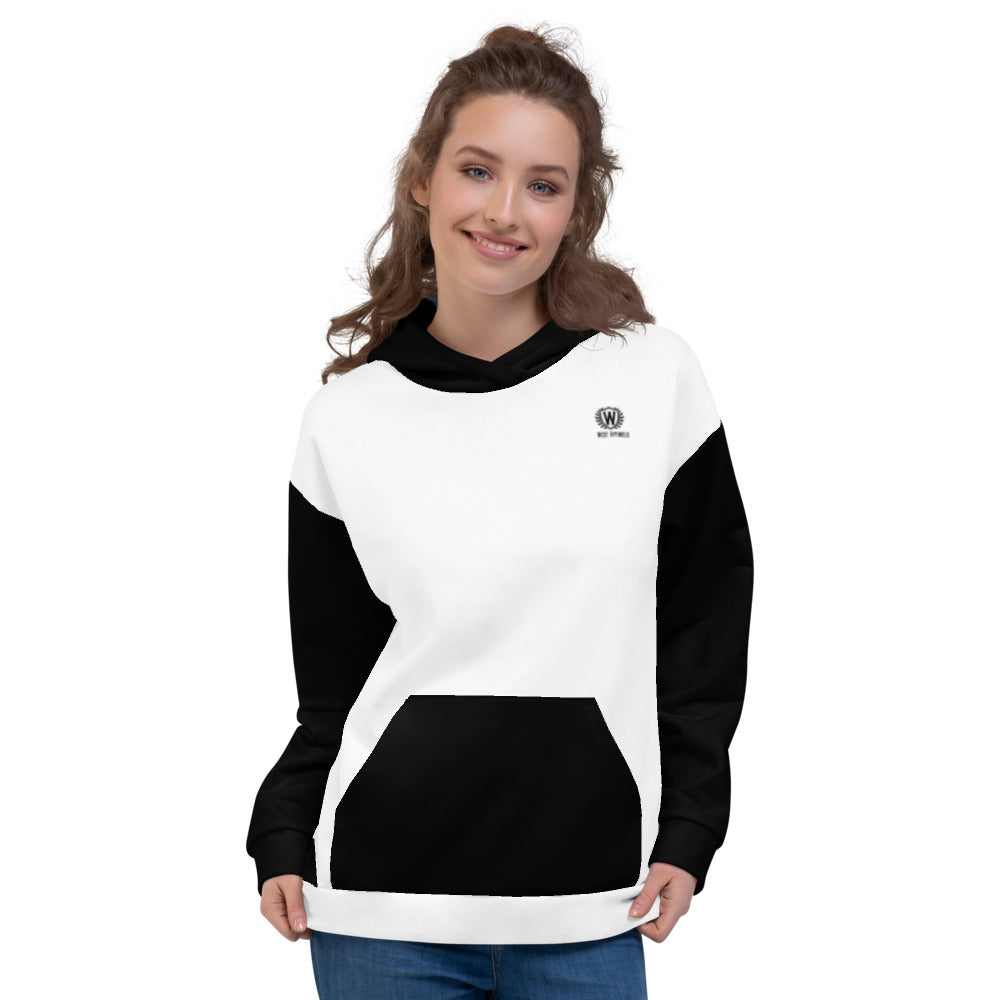 West Apparels Women's Original Fleece Hoodie